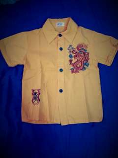 Boy - Shirt (Preloved)