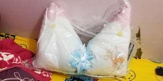 全新日本眼鏡廠百變小櫻一番賞b賞蝴蝶型抱枕