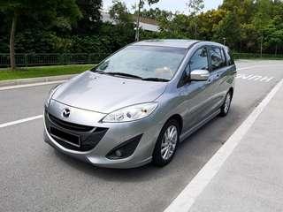 Mazda 5 2.0 Auto