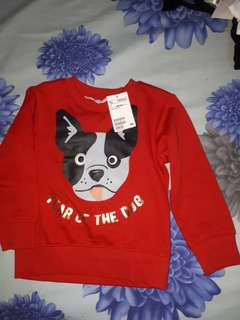 Sweatshirt original H&M