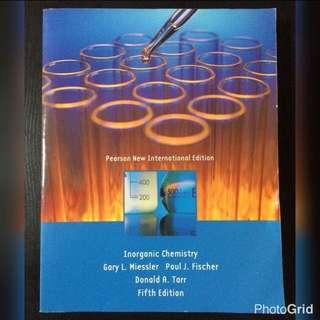 Inorganic Chemistry 5th Edition