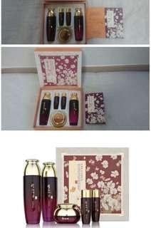 Coreana Wolha Secret Skin Care 3 Steps set