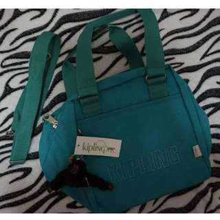 Kipling Light Blue Body Bag
