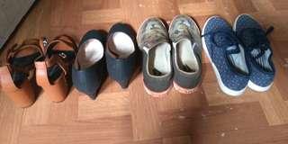 Bundle shoes for Sale!