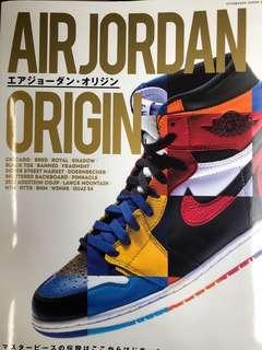 Air Jordan  日本圖鑑