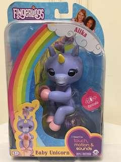 Fingerlings Baby Unicorn 33%off