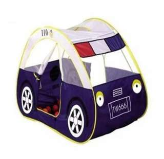 BN Kids Police Car Indoor Outdoor Ball Pit Play Tent
