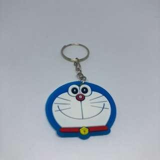 Doreamon Rubber Keychain