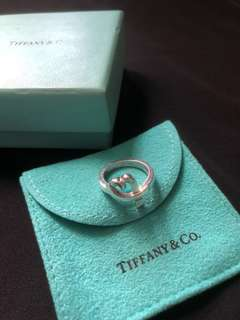 Tiffany S925 silver ring