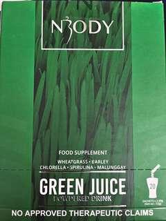 NBody Green Juice