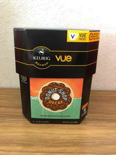 Keurig Brewed Vue Decaf 低因咖啡膠囊