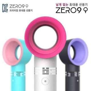 🚚 韓國直送Zero 9 無葉風扇
