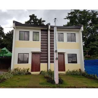 AffordableTownhouse & Lot in Antipolo in an overlooking view near Sumulong Highway