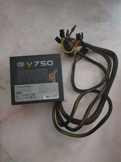 Cooler Master V750 750W Power Supply