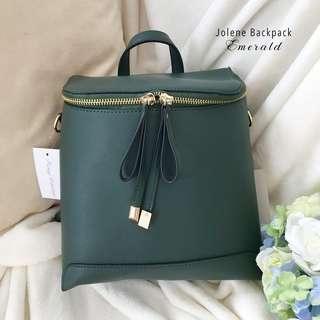 Backpack Emerald