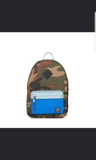 🚚 🔥AUTHENTIC PARKLAND🔥CAMO CAMOUFLAGE BACKPACK