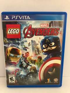 LEGO Marvel Avengers for Sony PSV