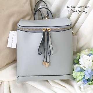 Jolene Backpack Light Gray