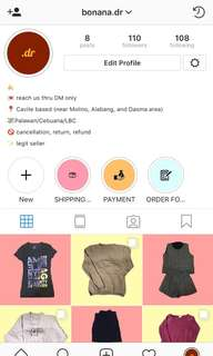 FOLLow bonana. dr for more thrifted and preloved clothes