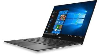 Dell XPS 13 (2017) QHD Touch Screen i7