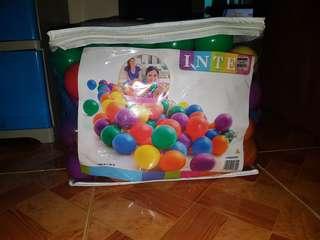 Intex Fun Balls 100pcs
