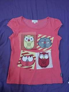 Big Girl T-shirt (Preloved)