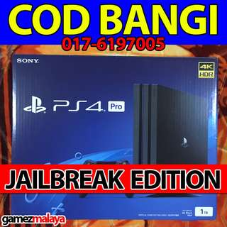 [NEW] PS4 PRO JAILBREAK EDITION 25 GAMES - BANGI (GAMEZMALAYA)