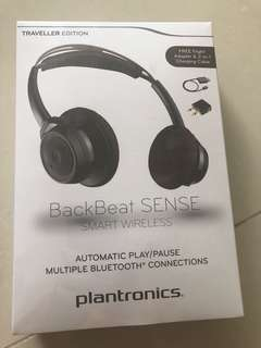 Plantronics Backbeat Sense Wireless Headphones
