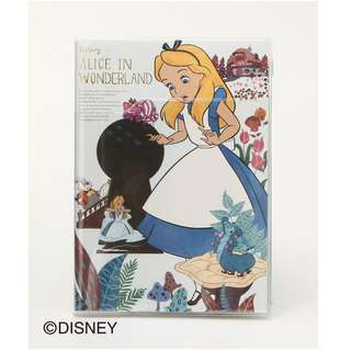 Japan Afternoon Tea Disney Collection Alice in Wonderland Staff B6 Diary