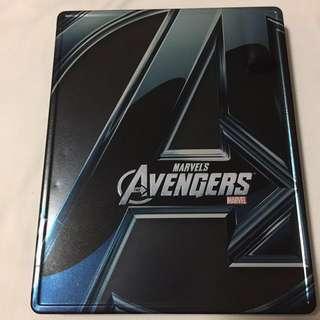 Marvel's The Avengers Blu Ray