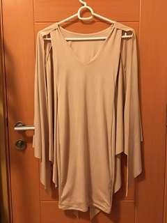Style Staple Cape Dress