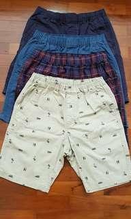Uniqlo Children Bermuda / Boy shorts