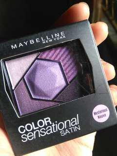 Maybelline Eyeshadow Mysterious Mauve