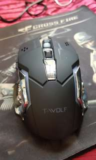 T-Wolf Wireless Mouse