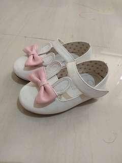 Sepatu bayi uk.23(14,5cm)