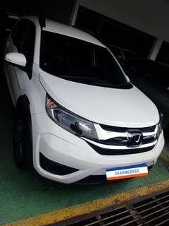 Honda BRV 1.5 E spec