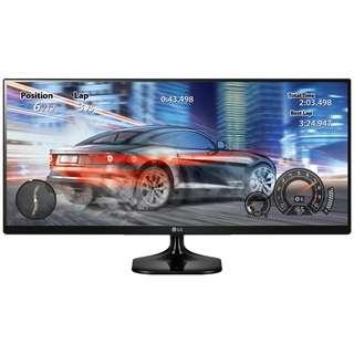 LG 25吋 25UM58 21:9 UltraWide 超寬顯示器 [25UM58-P] (原廠上門保用)