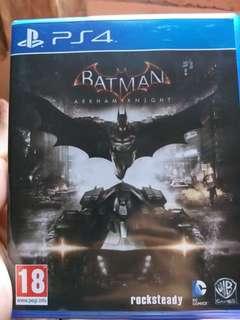 Kaset PS 4 Batman