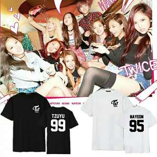 Twice Like ooh-ahh Tshirt