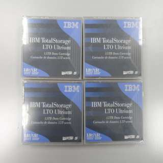 IBM total storage LTO Ultrium, 1.5 TB