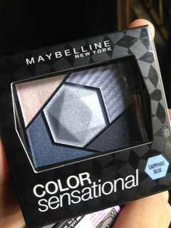 Maybelline Eyeshadow Sapphire Blue