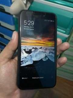 Black Xiaomi Redmi 4X Smartphone 3GB RAM 32GB