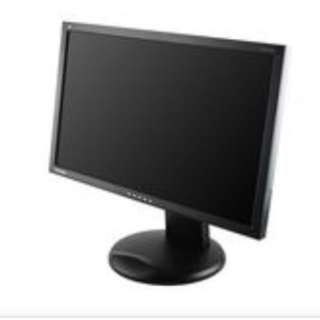 "Viewsonic VG2427wm 24"" Widescreen LCD"