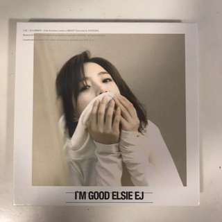 T-ara Eunjung (Elsie) 1st Solo Album