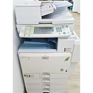 Ricoh Multifunction Office Printer (Copier/Printer/Fax/Scanner)