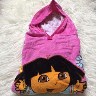 Dora Towel with hood