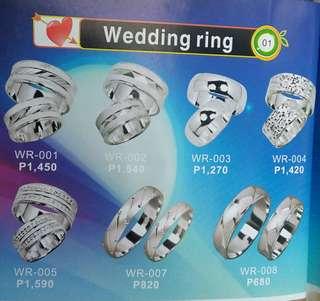 Couple,Wedding Ring Silver 92.5