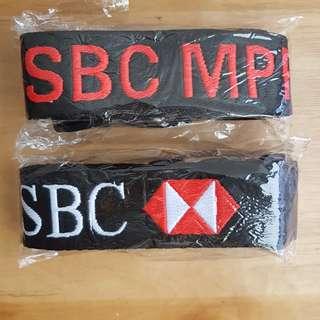 HSBC luggage belt