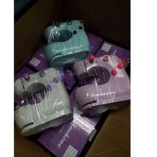 HK$168/1PC ~ 升級版原裝正貨 全新迷你電動衣車 縫紉機 New Mini Sewing Machine