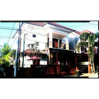 Dijual rumah mewah di perumahan Jogjakarta